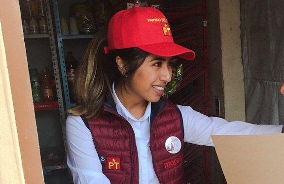 María Feliz se burla de los tlaxcaltecas, dice que gana 11 mil como diputada
