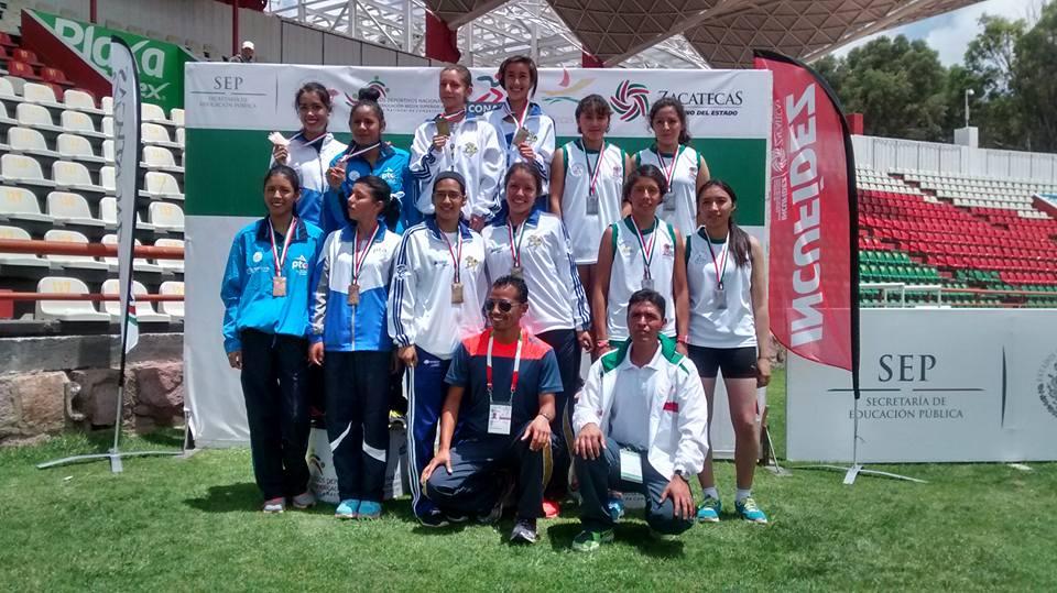 Gana Tlaxcala medallas de oro y plata en Juegos Nacionales CONADEMS