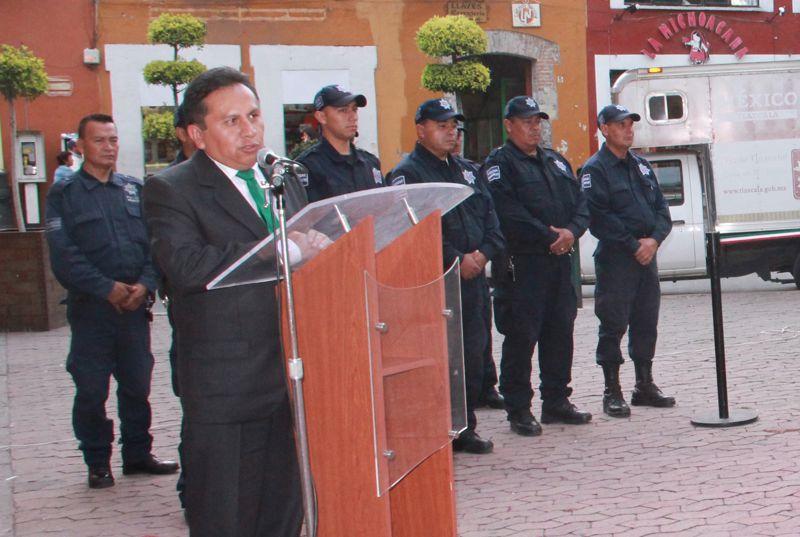 En Xiloxoxtla implementan estrategias para abatir la delincuencia