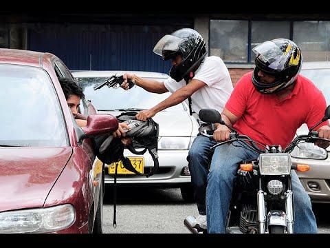Pretenden frenar la delincuencia sobre motos