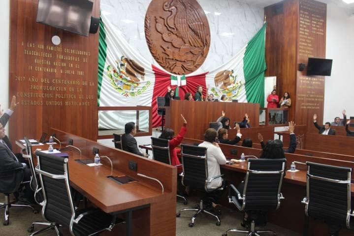 Integran comisiones ordinarias de la LXIII Legislatura
