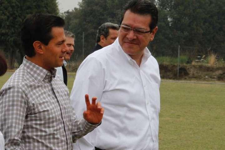 Visita Tlaxcala el Presidente Enrique Peña Nieto