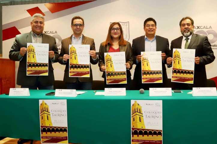 Presentan Comisión de los 500 Años e ITDT Segundo Coloquio Internacional Taurino