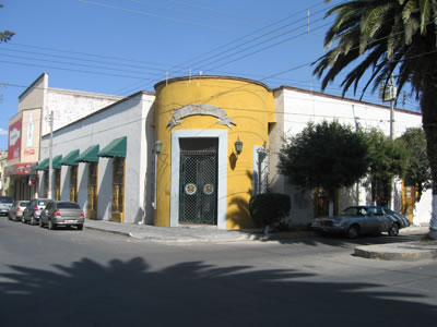 Centro Cultural La Libertad pasa a ser cueva de ladrones