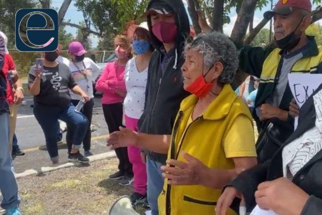 Pobladores piden cárcel para el alcalde cachondo de Panotla