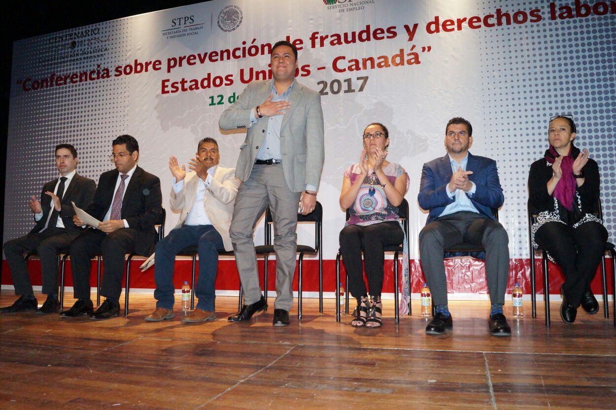 El Sepuede previene a jornaleros agrícolas sobre fraudes y enganchadores