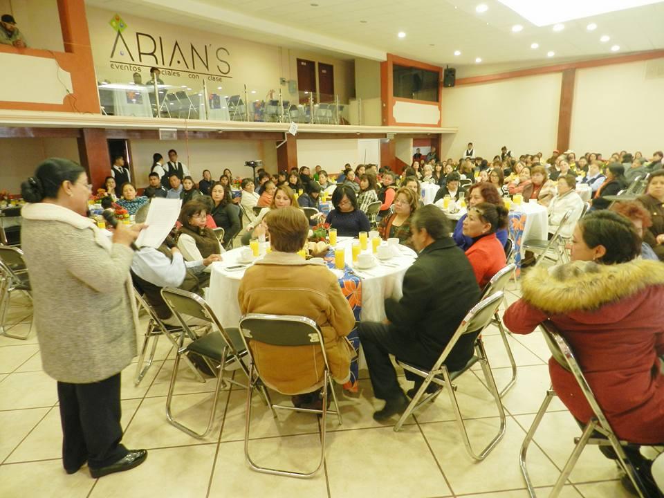 Reúne Martha Palafox a 400 mujeres para celebrar al género en Huamantla