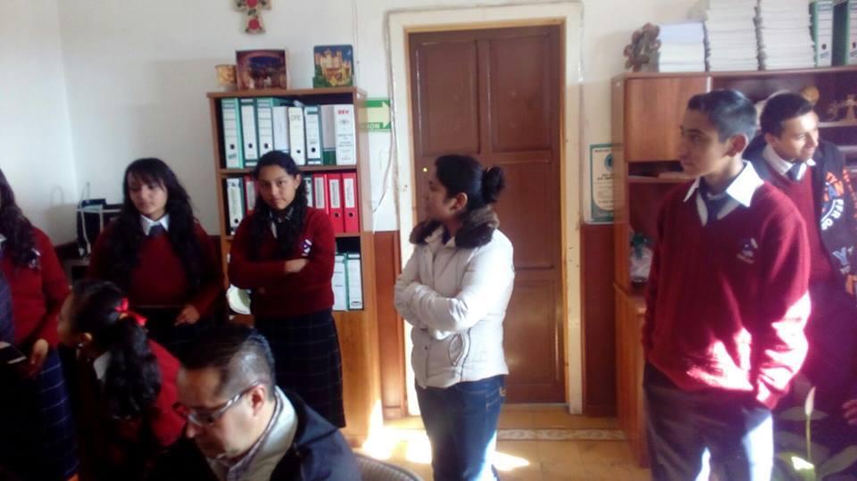 Presidente municipal de Atltzayanca no atiende a estudiantes
