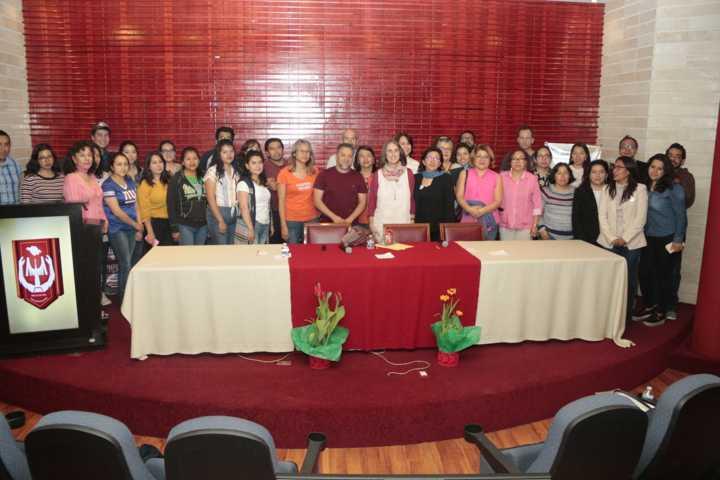 Celebran en la UATx el Día Internacional de la Mujer y la Niña en la Ciencia