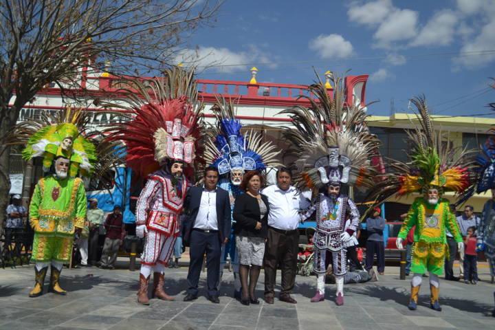 Camada Nueva Generación del Tetel llegó a Tlaltelulco