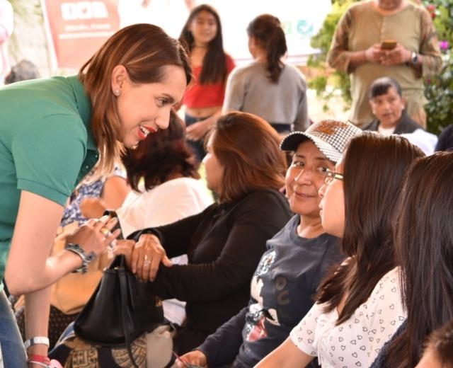 Sandra Corona Padilla entre las favoritas a diputada federal