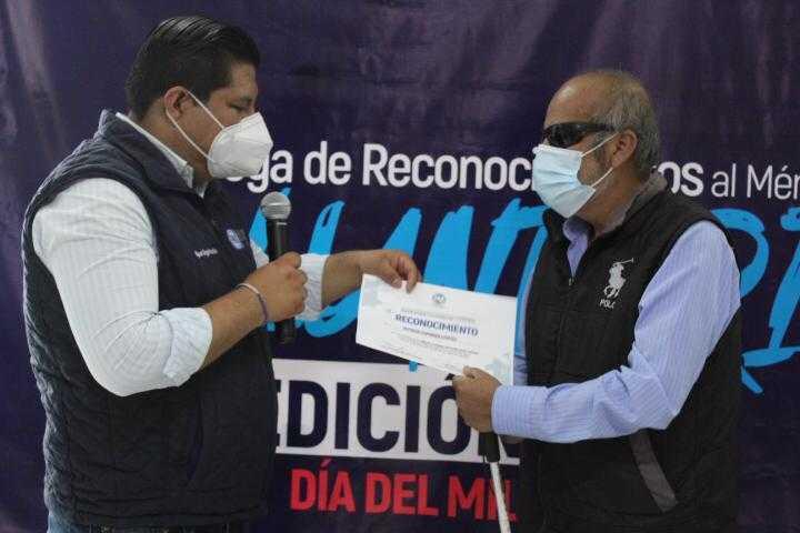 Entrega PAN Tlaxcala reconocimientos a sus militantes