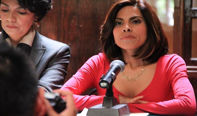 Elizabeth Piedras presidenta del ITE es una mentirosa