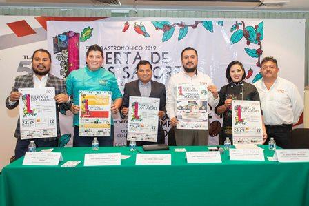 Tlaxcala estará presente en Primer Fest Gastronómico