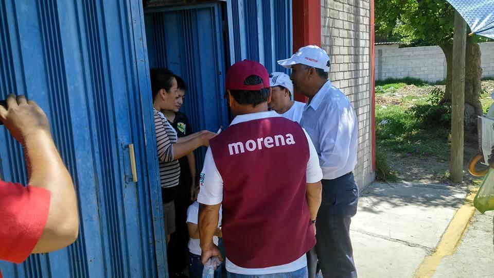 Se va de Tlaxcala el hijo de AMLO, se sumará  a la campaña del tabasqueño