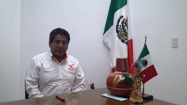 Edilberto Algredo va por la hazaña de reventar la coalición