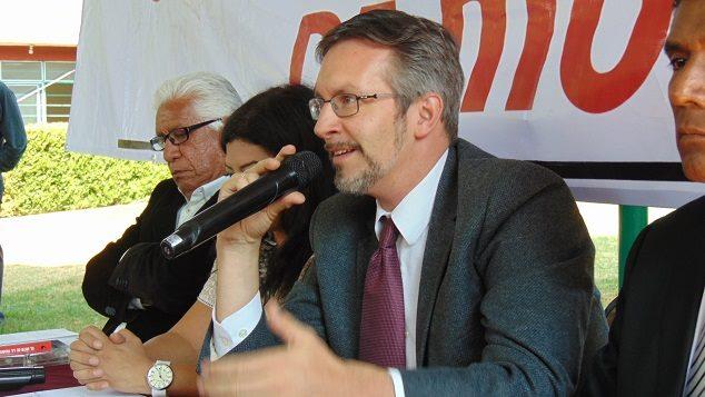 Denuncia Ackerman censura y autoritarismo en la UAT