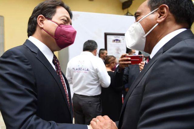Ciudadanía muestra simpatía y apoyo al Presidente Municipal Jorge Corichi
