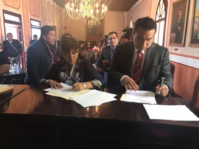 Instalan Consejo Municipal de Seguridad Pública en Tlaxcala