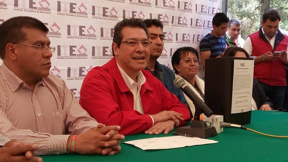 Despreocupa a Marco Mena posible impugnación del PRD