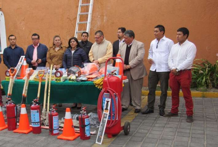 Ayuntamiento de Tlaxcala participa en el Operativo Semana 2017