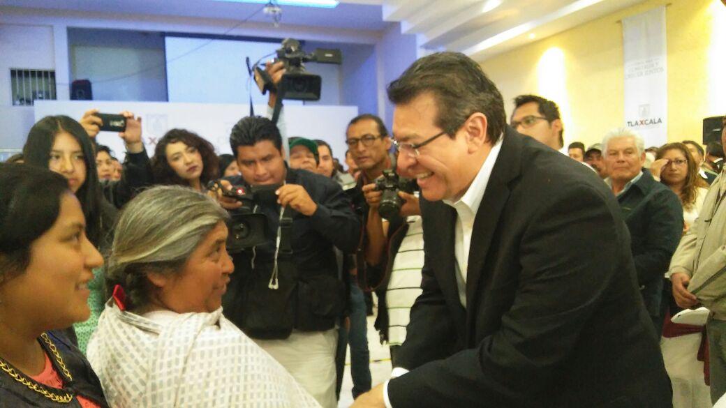 Hoy presentará Marco Mena ante Congreso iniciativa para modificar gabinete