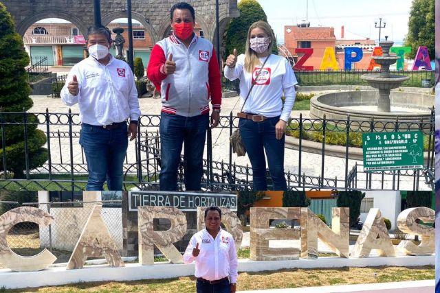 Cárdenas y Zapata detonantes de la economía en Tlaxcala: SAGA