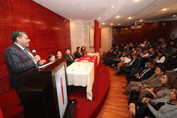 Colaborarán UATx y la Secretaría Ejecutiva del Sistema Anticorrupción del estado