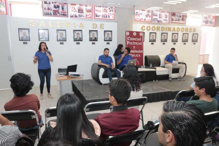 Exponen experiencias de movilidad académica en la UATx