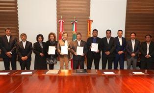 Firman convenios de colaboración la UAT y la PROFEPA