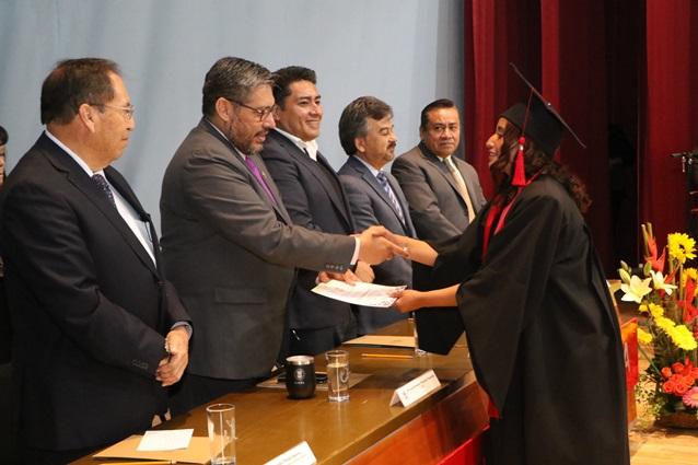 Gradúa UATx a 43 profesionales de su Unidad Académica de SPM