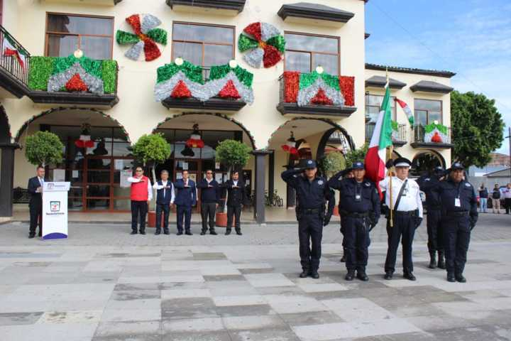 Ayuntamiento conmemoro el 172 aniversario de la Gesta Heroica de los Niños Héroes