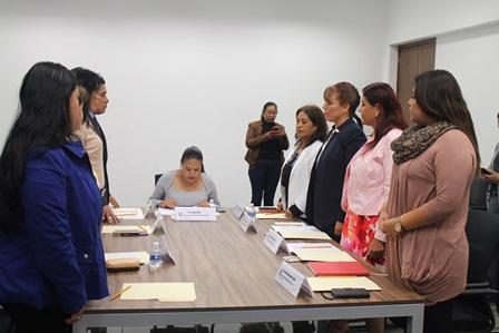 Instalan Comisión de Educación en el Congreso del Estado