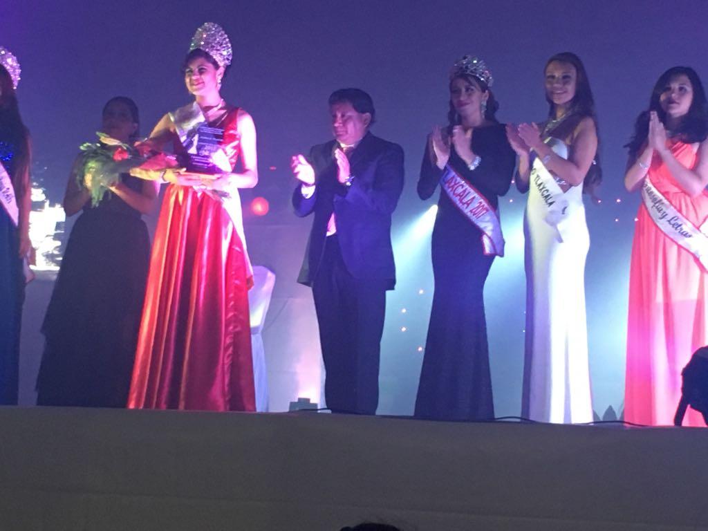 Heidy Belén Trejo nueva Señorita de la Feria de la Nuez Teolocholco 2017