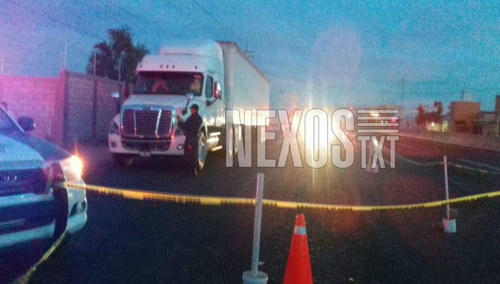 Otro asesinato más en la entidad, ahora le tocó a un camionero