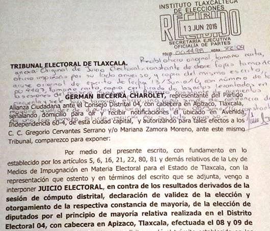 Diputación de Marianito se tambalea y podría ser impugnada