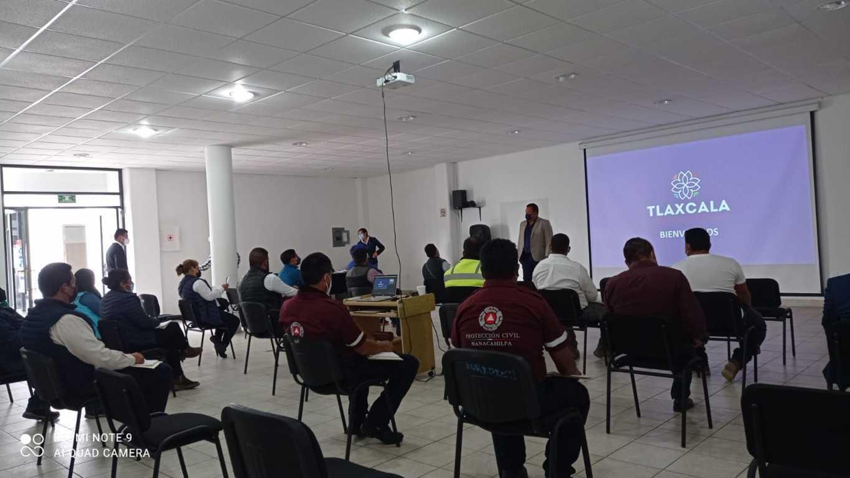 Realiza CEPC primera reunión estatal de Protección Civil