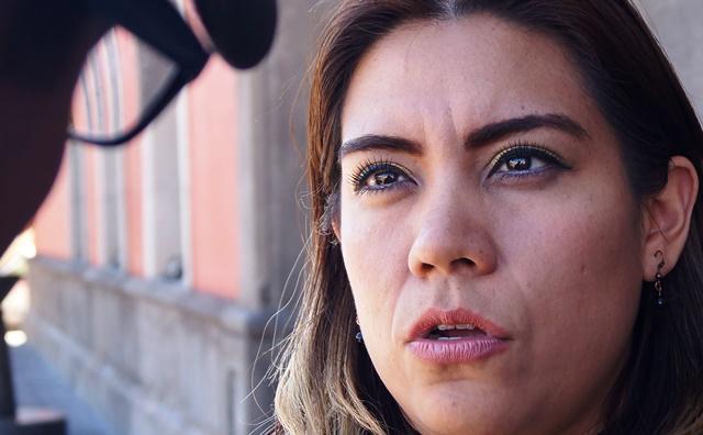Adolfo Escobar desonoce la Ley; Katy Valenzuela