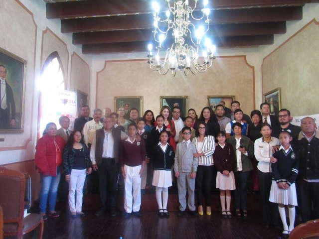 Sesiona el Cabildo Infantil 2017 en la capital
