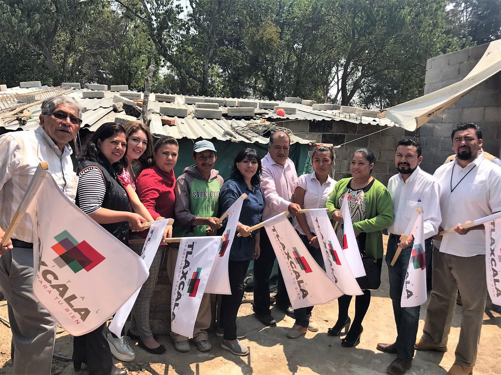 Arranca Ayuntamiento de Tlaxcala programa de obras FISM 2017
