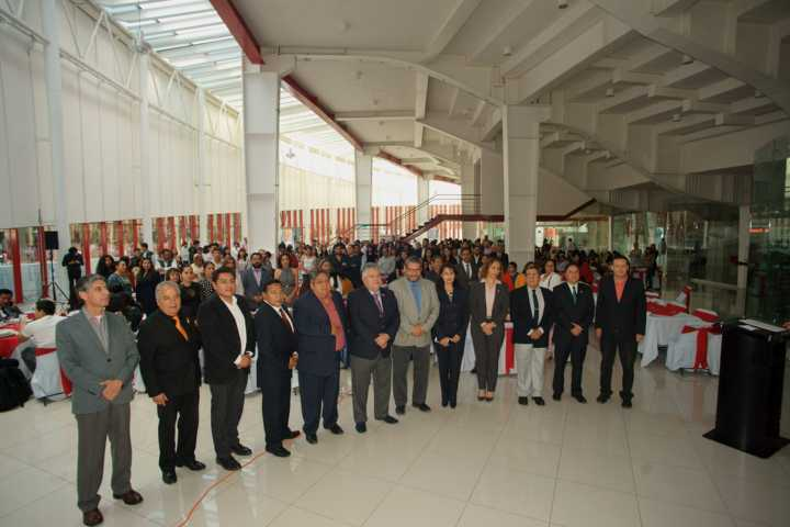 Concluye 3er. Encuentro Cultural UATx-Universidad Católica de Santa María Perú