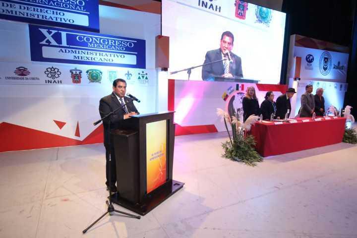 Realiza UATx el IX Congreso Internacional en Derecho Administrativo