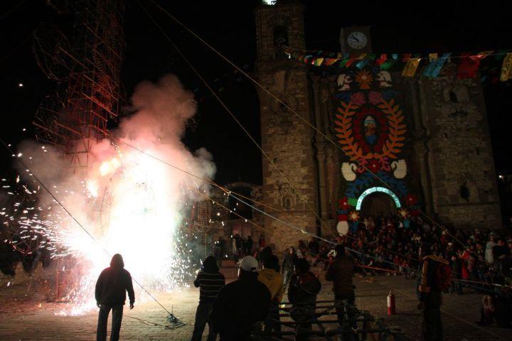 Reportan saldo blanco durante inauguración de Feria Totolac 2015