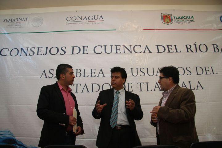 Eligen a alcalde de Totolac como parte del Consejo de Cuenca del Río Balsas