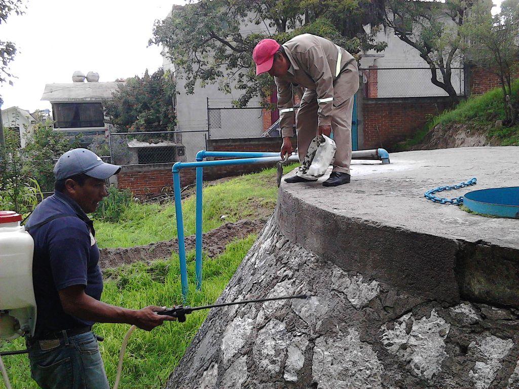 Anuncian suspensión temporal de servicio de agua potable por mantenimiento en Totolac