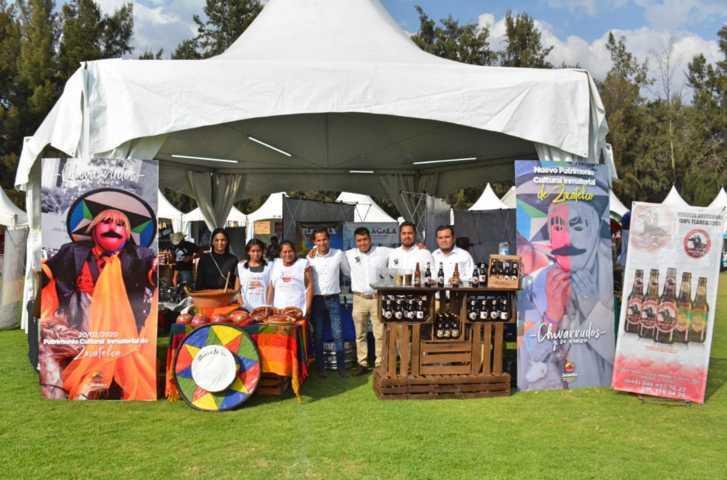 Tlaxcala participó como estado invitado en el Cervefest 2020 en CDMX: Secture