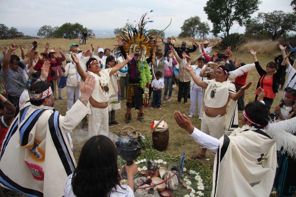 Culmina con éxito festival cultural en honor a Camaxtli efectuado en Tepeticpac