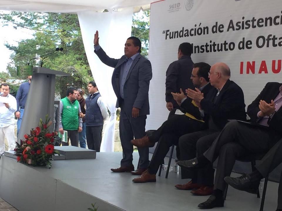 Apetatitlán ha superado el rezago social: Valentín Gutiérrez