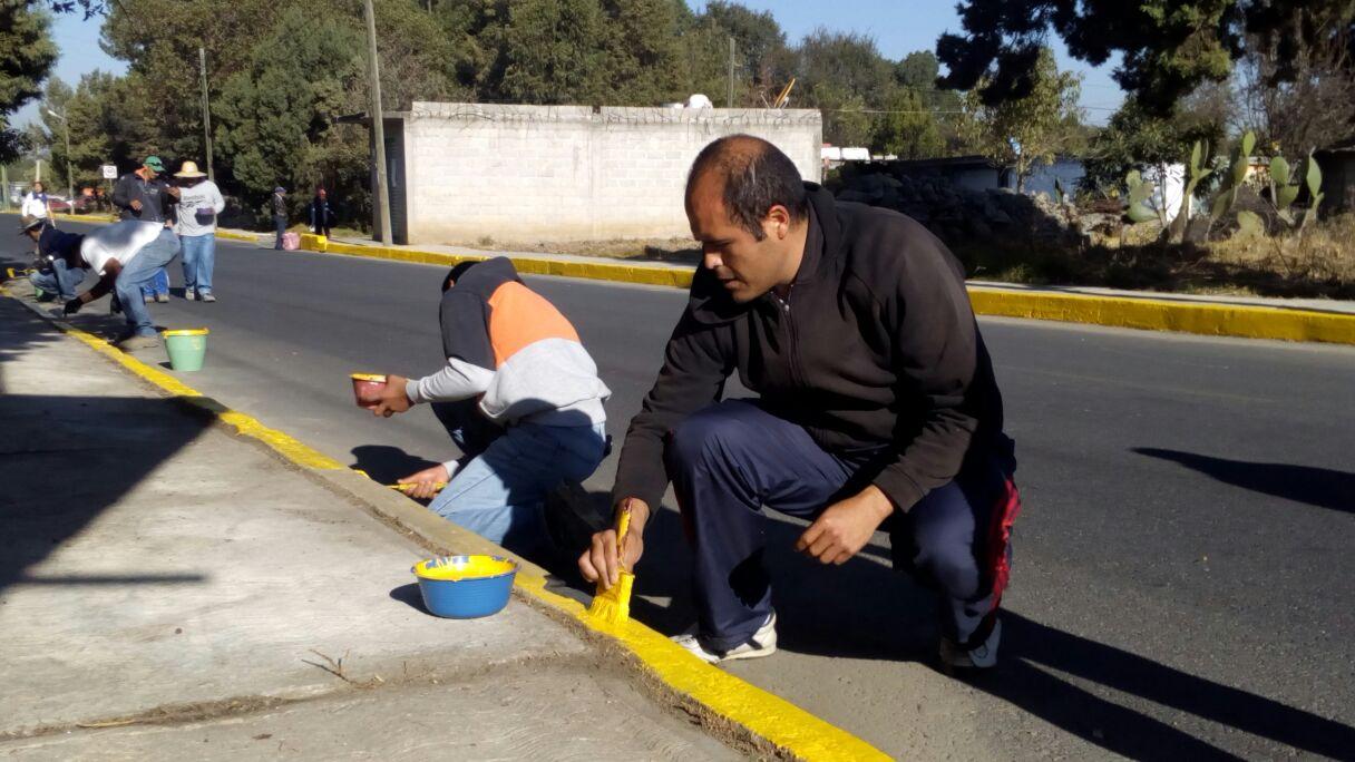 Realizan Cuarta Jornada de Faenas Comunitarias en Santa Cruz