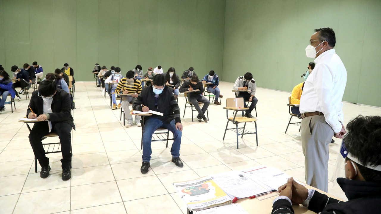 Aplican examen de admisión aspirantes de nuevo ingreso a la UPIIT